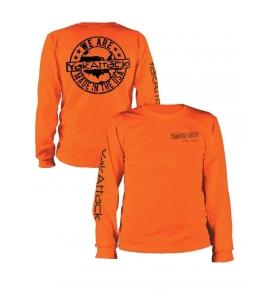 YakAttack Long Sleeve Performance Tee Shirt