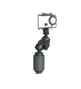 PanFish Portrait Camera Mount, Mighty Mount / GearTrac ready, GoPro Ready