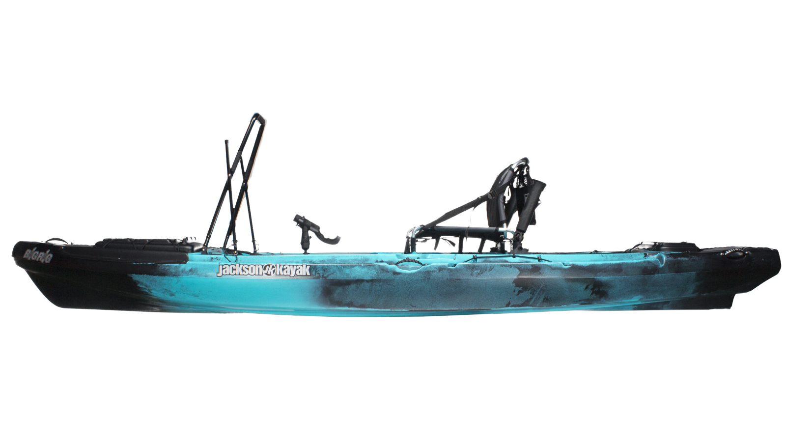 Jackson kayak big rig 2017 for Fishing jackson kayak