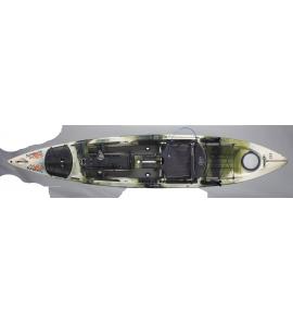 Jackson Kraken 13.5 Elite 2017 Horgászkajak