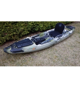 Jackson Coosa HD Forest Camo Fishing Kayak