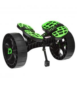 C-TUG Kayak trolley with sandtrakz wheel