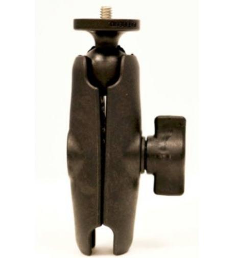 10cm-es csuklós kamera kar, menetes kamera csatlakozóval