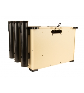 YakAttack BlackPak Tan, incl. 3 rod holders