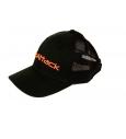 YakAttack Logo Trucker Hat - Black