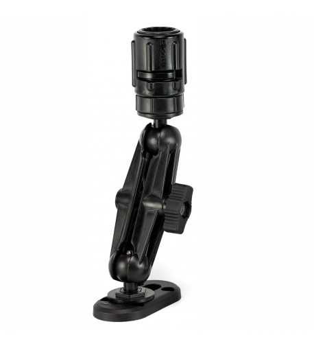 Scotty Ball Mounting System With Gear-Head and Track