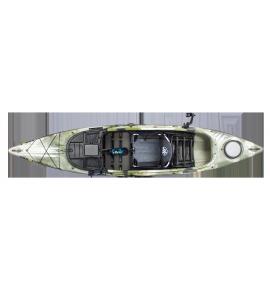 Jackson Kilroy 2019 Fishing Kayak Forest