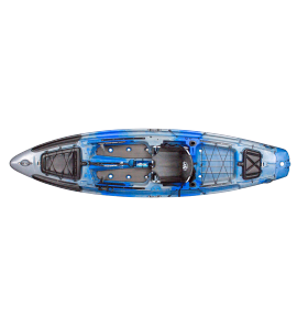 Jackson Big Rig 2019 Horgászkajak Battleship