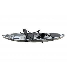 Allroundmarin AL-365/E Fishing Kayak with Pedal Drive