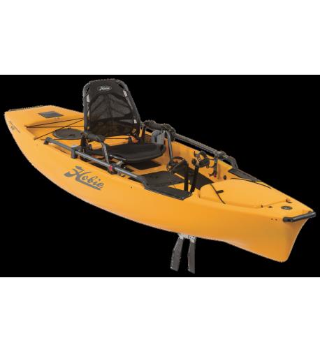 Hobie Mirage Pro Angler 12 2019 Papaya Orange Fishing Kayak