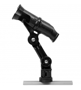 YakAttack Zooka II™ Rod Holder with Track Mounted LockNLoad™ Mounting System