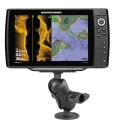 RAM® Drill-Down Double Ball Mount for Humminbird Helix 8, 9, 10 & 12