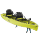 Hobie Mirage Compass DUO Seagrass Green 2019 Tandem Fishing Kayak