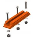 YakAttack GearTrac, SpectraLite Orange 10cm