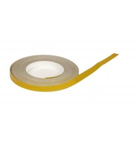 NiteStripe, 5,6mm fsárga színű fényvisszaverő csík