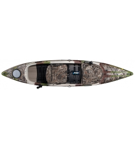 Jackson Kilroy RealTree Fishing and Hunting Kayak
