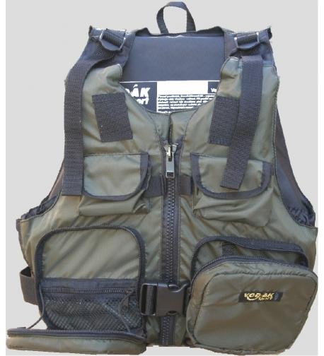 Pfd life jacket for kayakfishing for Best kayak fishing pfd