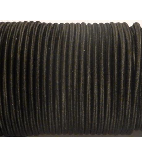 Gumikötél fekete 6mm
