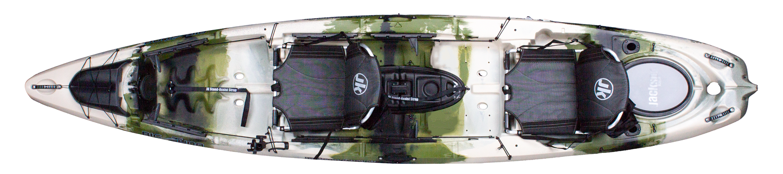 Jackson Big Tuna 2020Fishing Kayak
