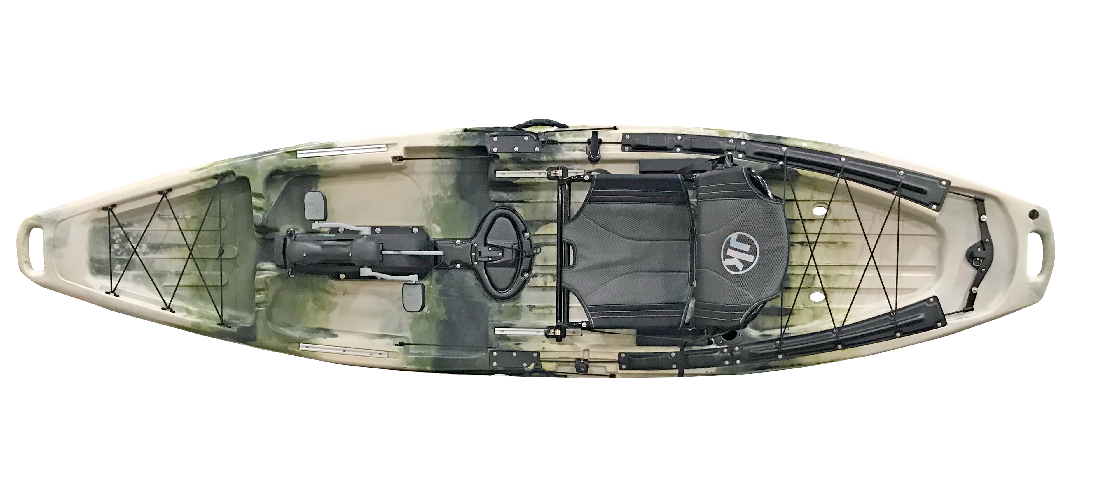 Jackson Bite FD 2020 Fishing Kayak Walkthrough