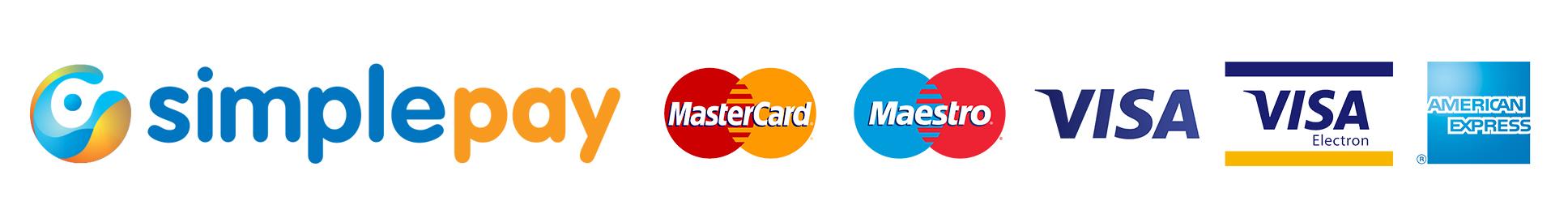 SimplePay fizetési tájékoztató