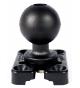 ScrewBall gömb adapter, 1,5 inches