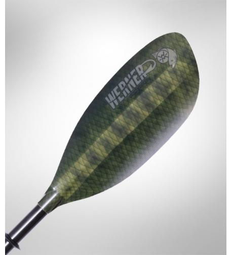 Werner Shuna Hooked Bass Paddle