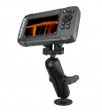 """RAM C Size 1.5"""" Fishfinder Mount for the Lowrance Hook² Series"""