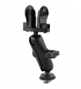 """RAM B Size 1"""" Fishfinder Mount for the Lowrance Hook² 4 Series"""