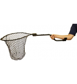 "Leverage Landing Net, 20"" X 21"" hoop, 48"" long"