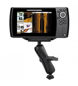 Halradar monitor tartó Humminbird Helix 7 halradarhoz 1,5 inches TrackBall adapterrel