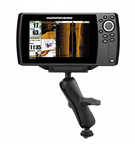 RAM Track Ball Mount for Humminbird Helix 7