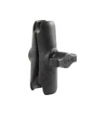 """RAM Composite Double Socket Arm (3.69"""") for 1"""" Ball Bases"""