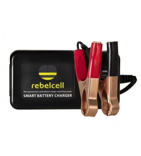 Rebelcell Akkumulátor Töltő 12.6V3A