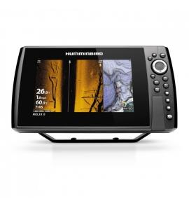 Humminbird HELIX 8 Chirp MEGA SI+ G3N GPS Halradar