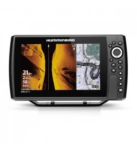 Humminbird HELIX 9 Chirp MEGA SI+ G3N GPS Halradar