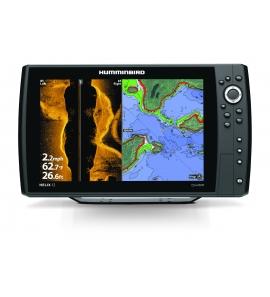 Humminbird HELIX 12 Chirp MEGA SI+ G3N GPS Halradar