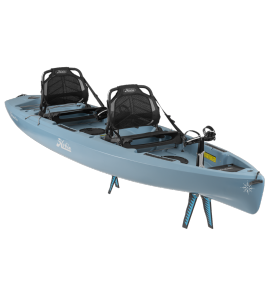 Hobie Mirage Compass DUO Slate Blue 2019 Tandem Fishing Kayak