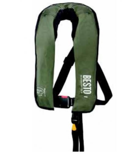 Besto Fisherman 165N Harness Manual Lifejacket