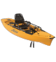 Hobie Mirage Pro Angler 12 2019 Papaya Orange Horgászkajak