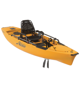 Hobie Mirage Pro Angler 12 2019 Papaya Orange Horgászkajak