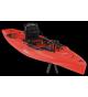 Hobie Mirage Outback 2019 Red Hibiscus Fishing Kayak