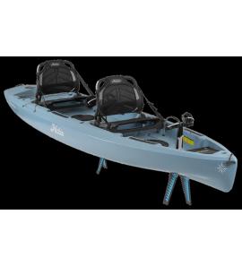 Hobie Mirage Compass DUO Slate Blue 2021 Kétszemélyes Horgászkajak