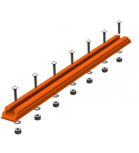 GearTrac, SpectraLite Narancs 30cm