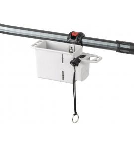 Hobie Mini Bin Assy, H-Rail Adapter