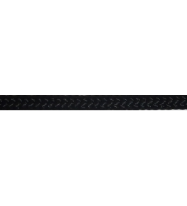 Anchor cord, 4mm diameter, black