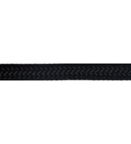 Anchor cord, 8mm diameter, black
