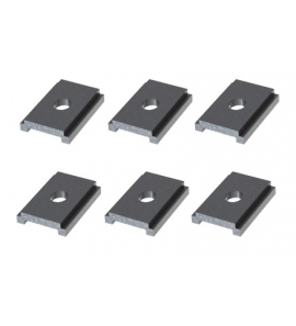 YakAttack FeelFree UniTrack Adapter - 6 Pack