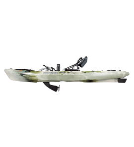 Fishing Kayak With Pedal Drive