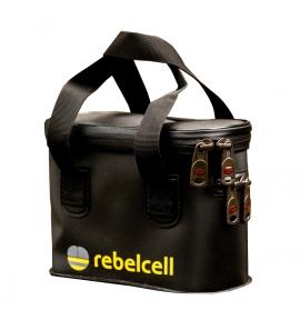 Rebelcell akkumulátor táska